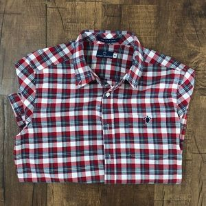 Simply Souther Button Down